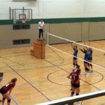 Spielbericht: VfL Marburg D1 gegen Biedenkopf-Wetter Volleys (1:3)