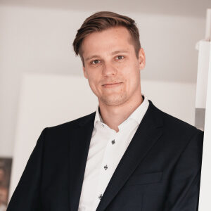 Porträt Frederik Stotz